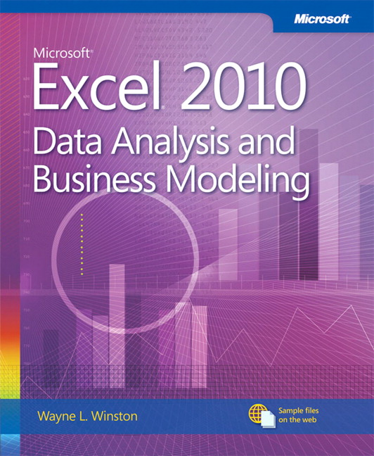 winston microsoft excel 2010 data analysis and business