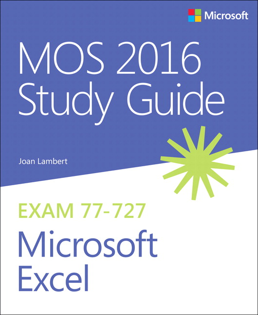 Mos Study Guide Pearson