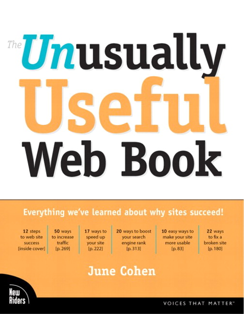 Unusually Useful Web Book, The