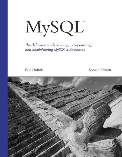 MySQL, 2nd Edition
