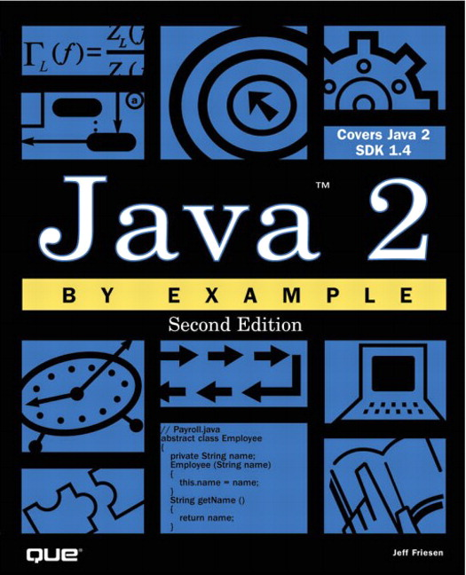 Java 2 by Example, 2nd Edition