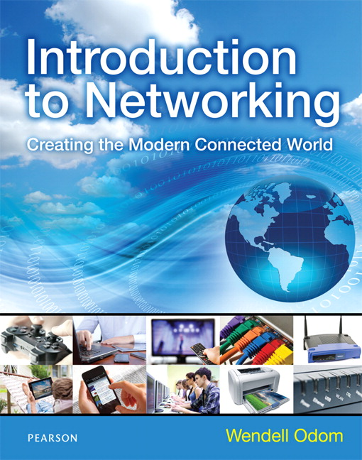 odom introduction to networking pearson rh pearson com Tutorial Introduction to Networking Introduction to Networking Wendell Odom