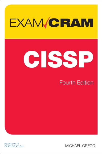 CISSP Exam Cram, 4th Edition