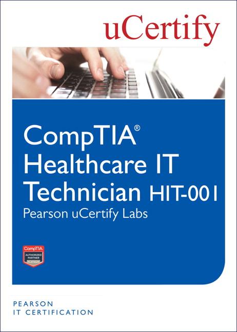 Dark, Andrews & uCertify, CompTIA Healthcare IT Technician HIT-001 ...