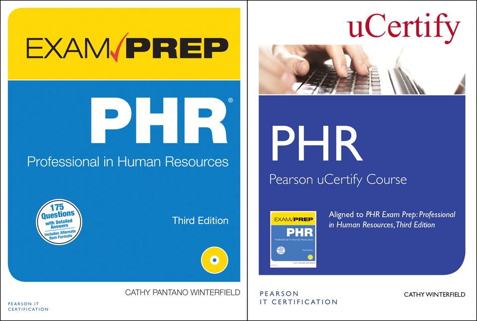 Winterfield Phr Exam Prep Pearson Ucertify Course And Exam Prep