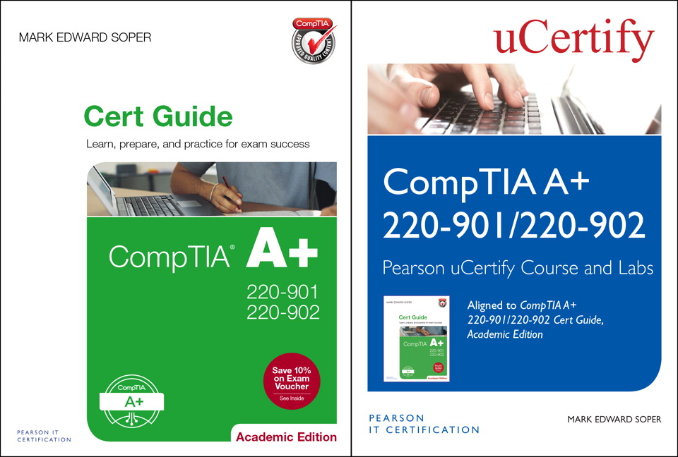 Soper Ucertify Comptia A 220 901 And 220 902 Cert Guide