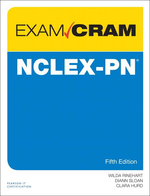 NCLEX-PN Exam Cram, 5th Edition