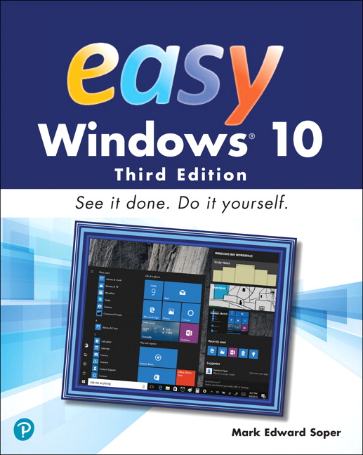 Easy Windows 10, 3rd Edition