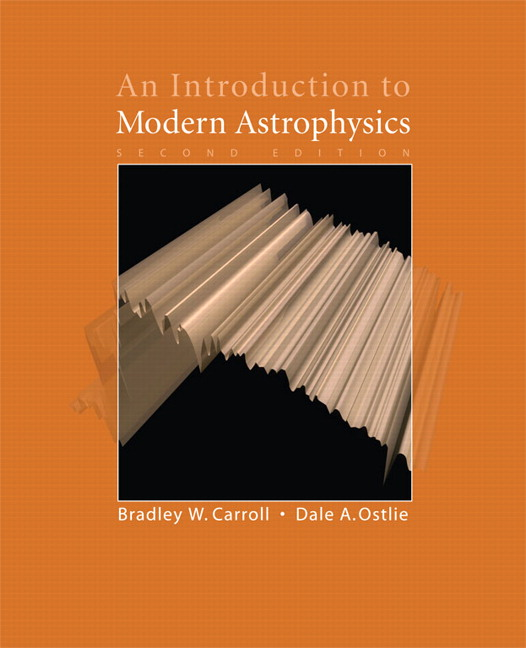 Introduction to Modern Astrophysics, An, 2nd Edition