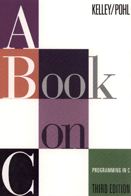 Book on C, A