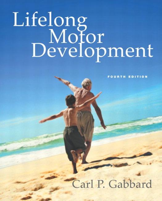 Lifelong Motor Development. View larger