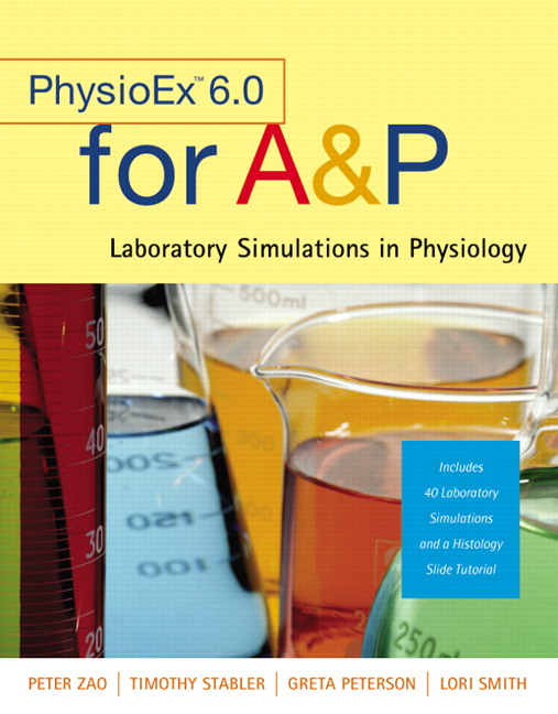 physioex paper Physioex 80 for human physiology: lab simulations in physiology physioex ™ 80 for human paper bound w/cd-rom sign in.