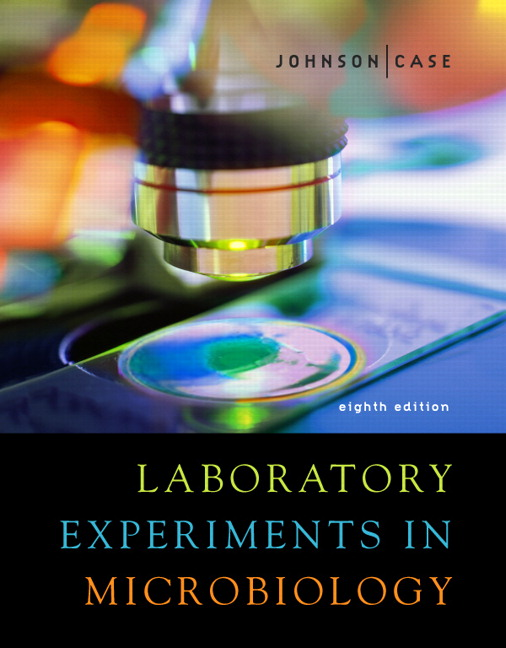 laboratory experiments in microbiology exercise 1