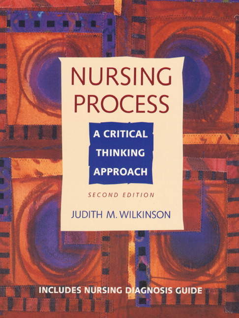 wilkinson j nursing process and critical thinking