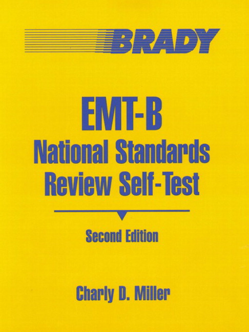 emt b brady 12th edition chapter 6 study questions The emergency care & transportation quiz test your knowledge of the important concepts in each chapter and provide an explanation for each answer.