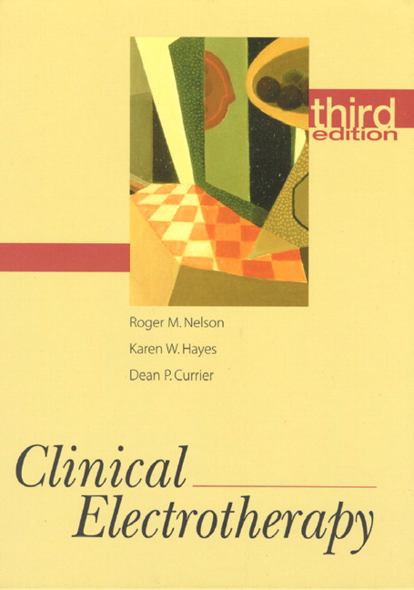 Clinical Electrotherapy, 3rd Edition