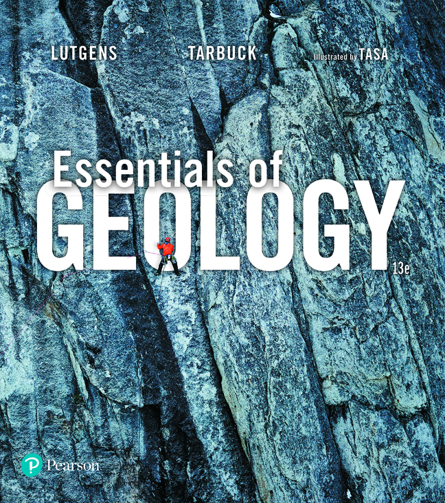 Essentials of Geology, 13th Edition