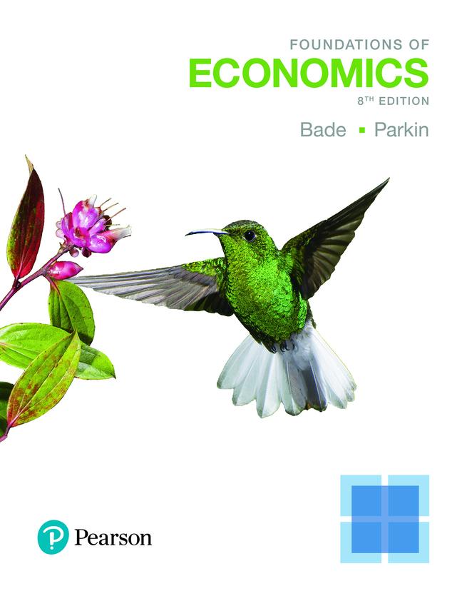 Foundations of Economics, 8th Edition