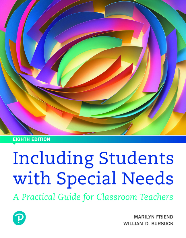 Including Students with Special Needs: A Practical Guide for Classroom Teachers, 8th Edition