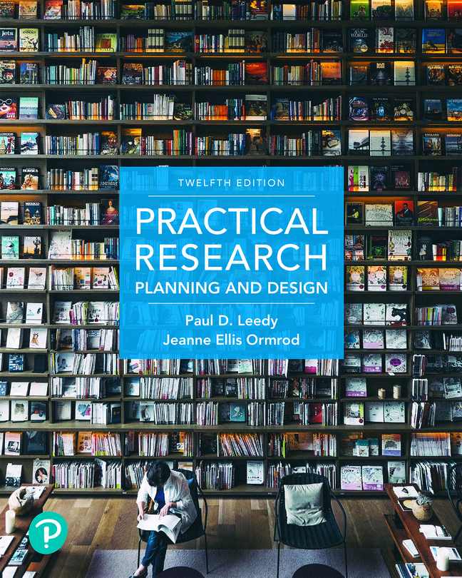 Practical Research: Planning and Design, 12th Edition