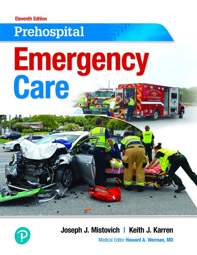 Prehospital Emergency Care, 11th Edition