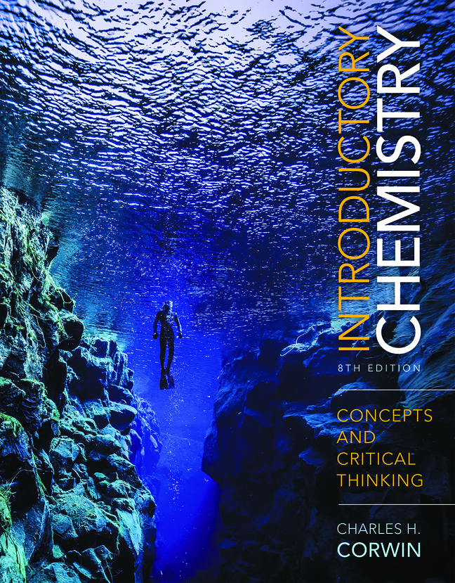 Introductory Chemistry: Concepts and Critical Thinking, 8th Edition