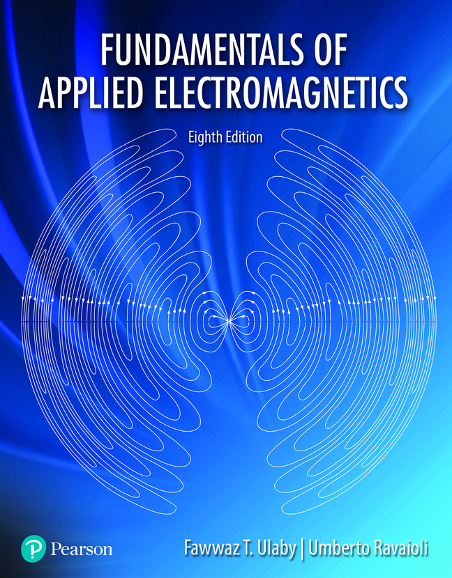 Fundamentals of Applied Electromagnetics, 8th Edition