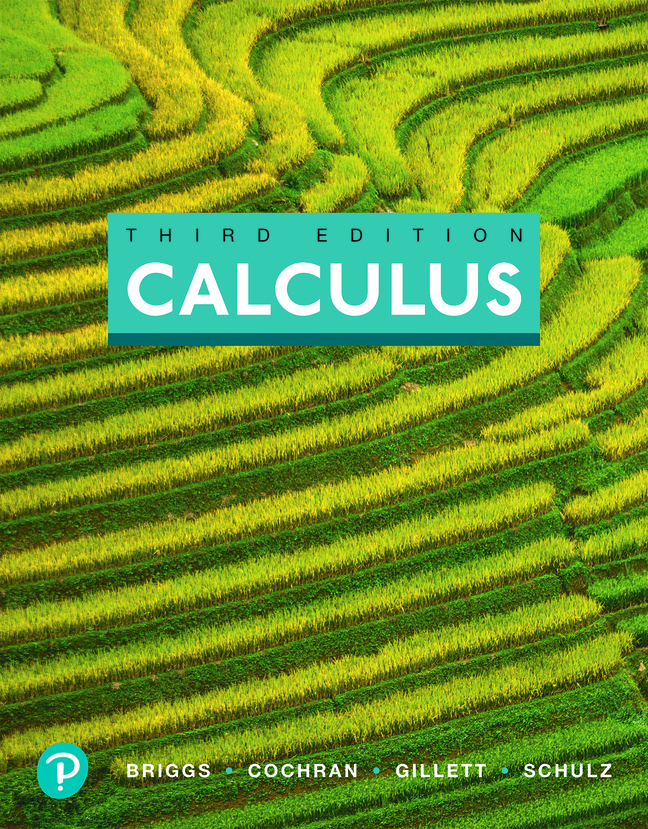 Calculus, 3rd Edition