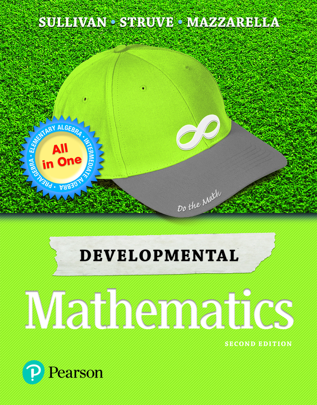 Developmental Mathematics: Prealgebra, Elementary Algebra, and Intermediate Algebra, 2nd Edition