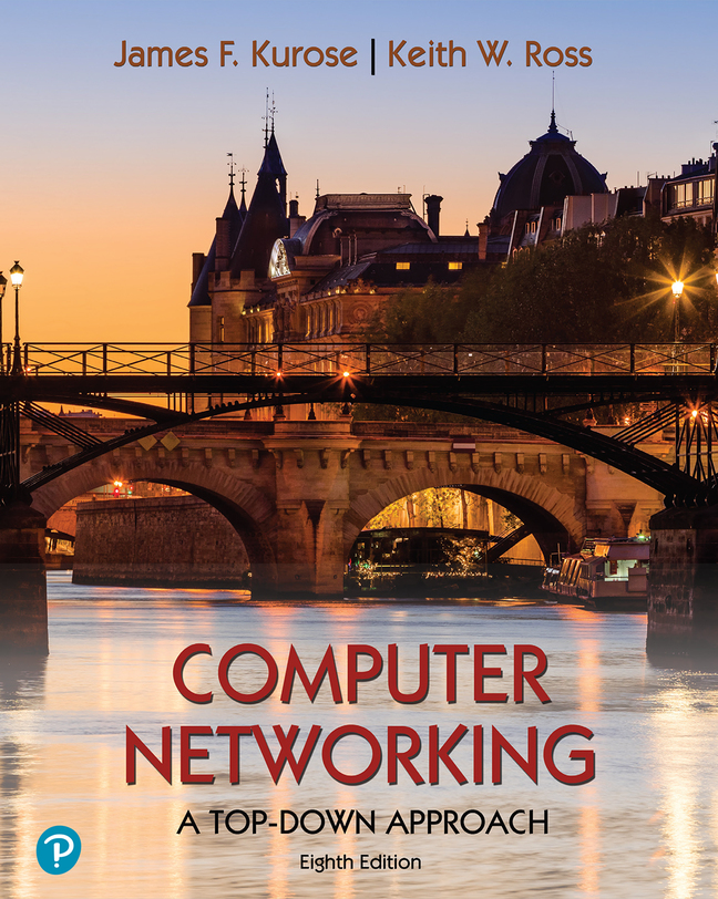 Computer Networking, 8th Edition