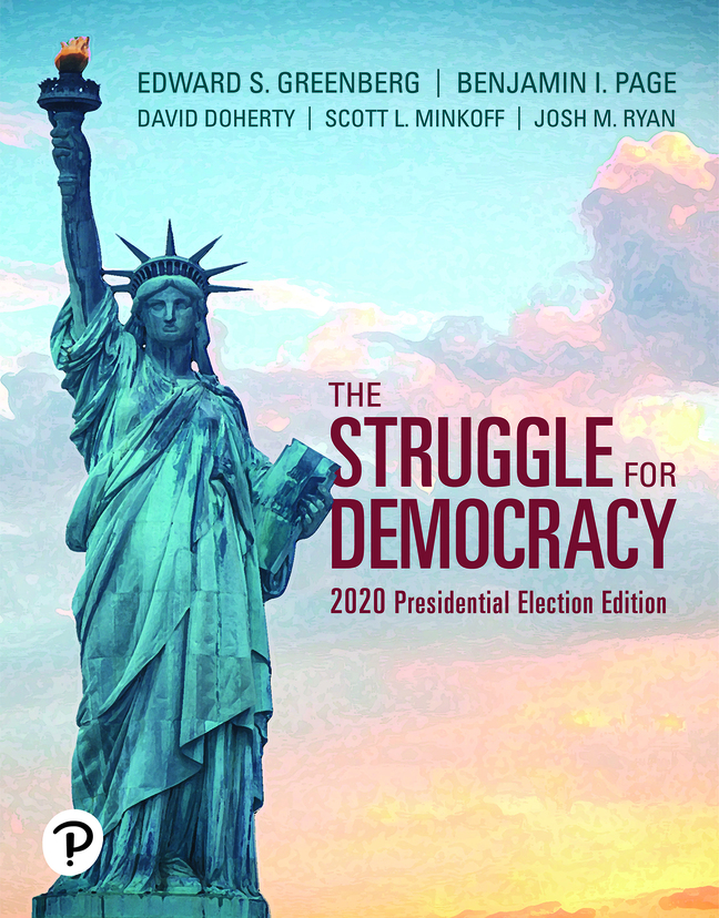 The Struggle for Democracy, 2020 Presidential Election Edition, 13th Edition