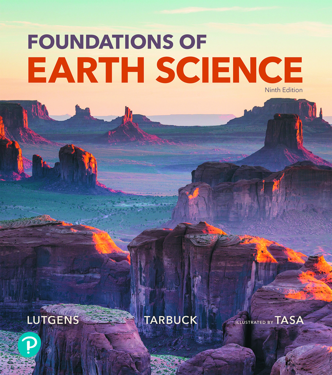 Foundations of Earth Science, 9th Edition