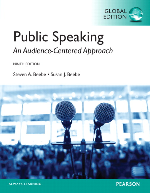 Beebe & Beebe, Beebe: Public Speaking: An Audience ...