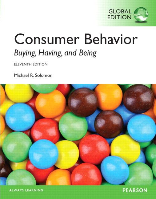 consumer behavior solomon pdf free download