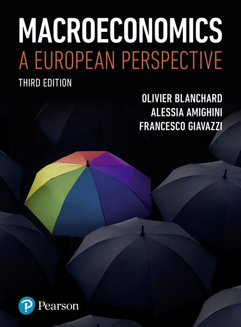 Macroeconomics: A European Perspective, 3rd Edition