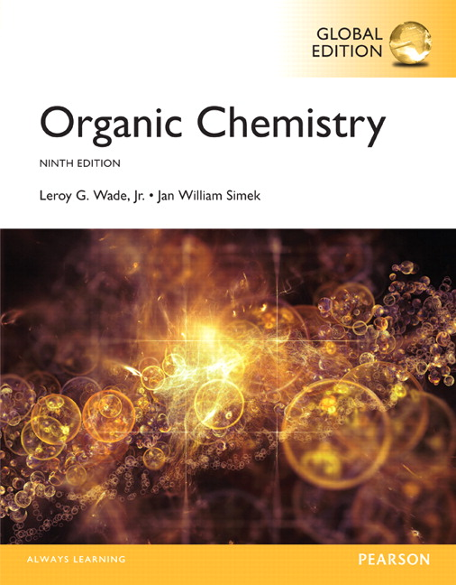 Organic Chemistry, Global Edition, 9th Edition