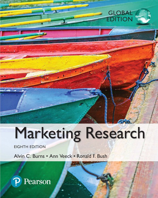 Marketing Research, Global Edition, 8th Edition