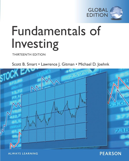 Fundamentals of Investing, Global Edition, 13th Edition