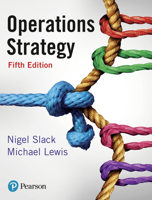 Operations Strategy, 5th Edition