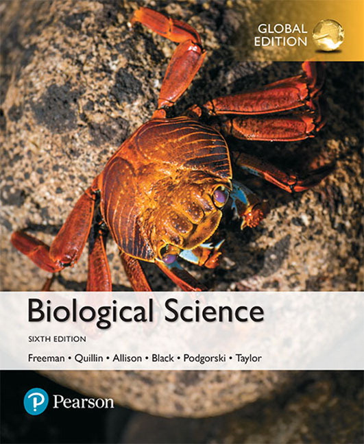Biological Science, Global  Edition, 6th Edition