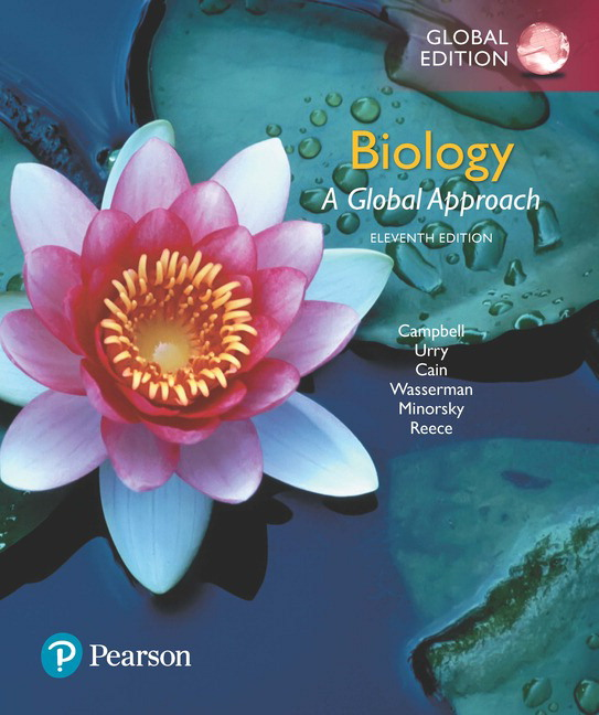 Biology: A Global Approach, Global Edition, 11th Edition