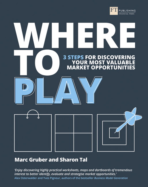 Where to Play: 3 steps for discovering your most valuable market opportunities