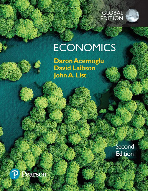Economics, Global Edition, 2nd Edition