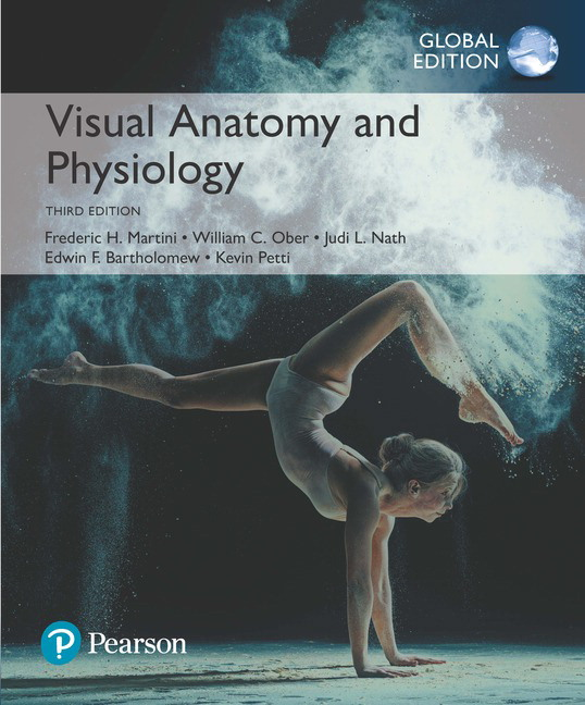 Visual Anatomy & Physiology plus Pearson Mastering A&P with Pearson eText, Global Edition, 3rd Edition
