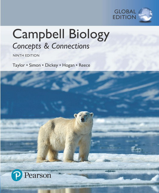 Access Card -- Pearson Mastering Biology with Pearson eText for Campbell Biology: Concepts & Connections, Global Edition