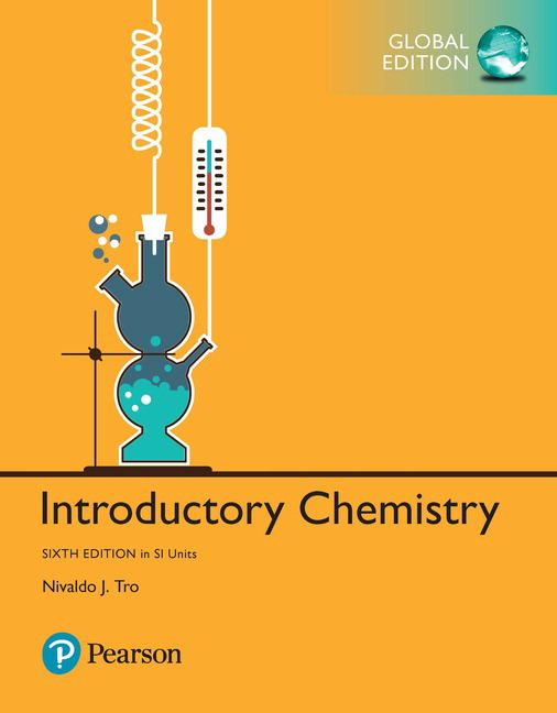 Introductory Chemistry: Global Edition, 6th Edition
