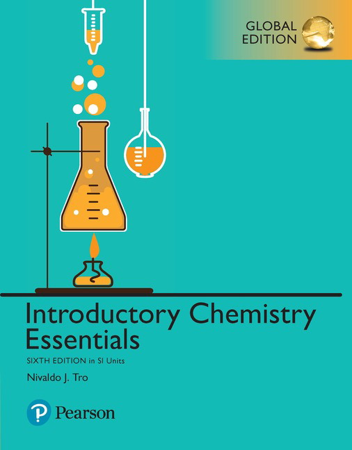 Introductory Chemistry Essentials: Global Edition, 6th Edition