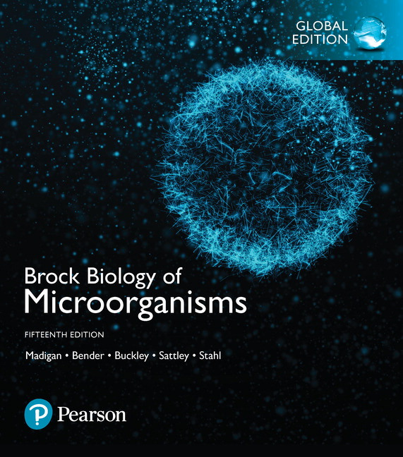 Brock Biology of Microorganisms, Global Edition, 15th Edition