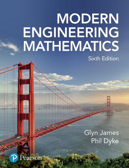 Modern Engineering Mathematics, 6th Edition