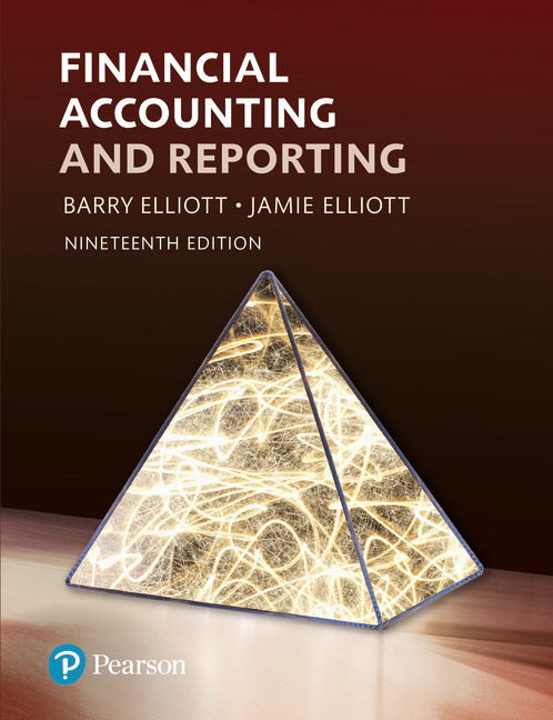 Financial Accounting and Reporting, 19th Edition